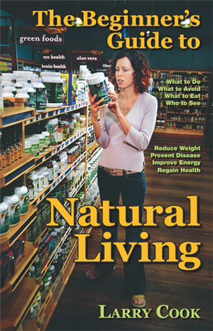 The Beginner's Guide To Natural Living - Book Cover